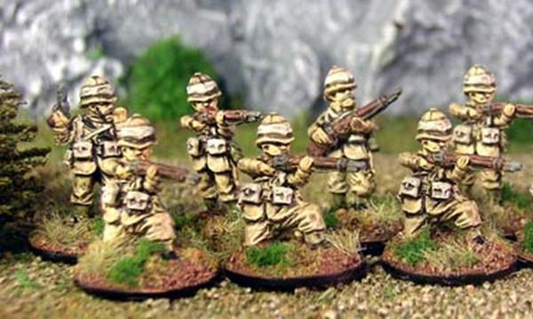 15mm Minis And Rules For Adventures In The Lost Lands By