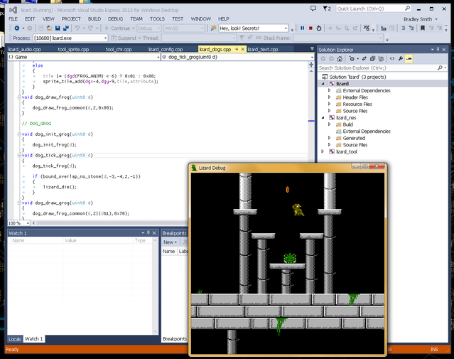 how to run a python script in notepad++
