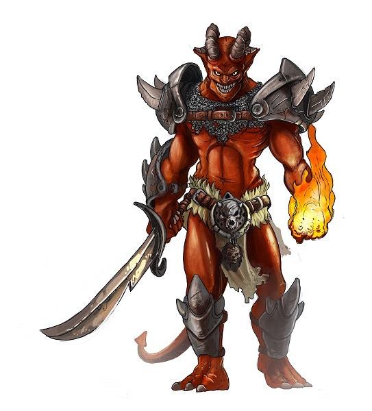 Ogre Battle Lord