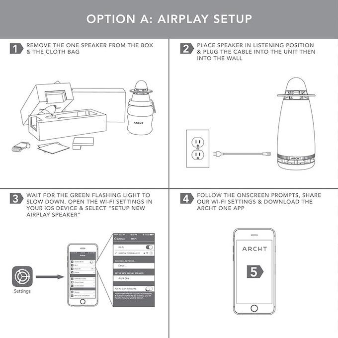 AirPlay Setup