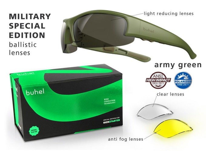 ARMY GREEN SPECIAL EDITION