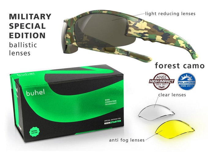 FOREST CAMO SPECIAL EDITION
