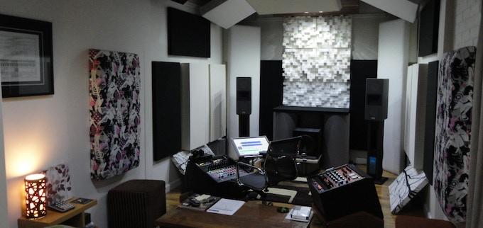 The Studio...
