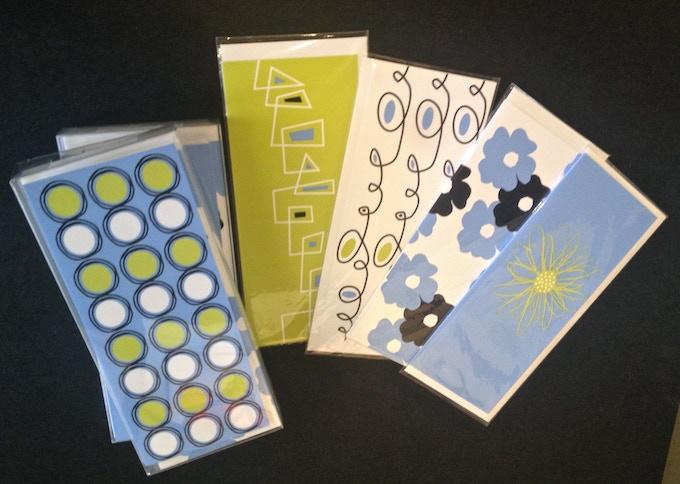 Reward 7 • Full Box set, 10 pack of Five designs