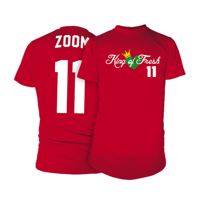 The Zoom Fuller Dri-Fit Sleeved Jersey!