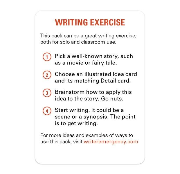 Writer Emergency Pack Helping Writers Get Unstuck By John August