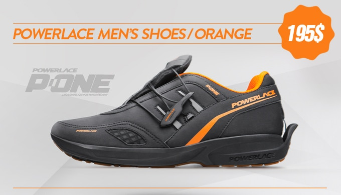 Powerlace-advanced-auto-lacing-shoe-technology-P-One-Orange