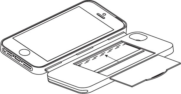 SnapJet: Turn your smartphone into a polaroid film printer