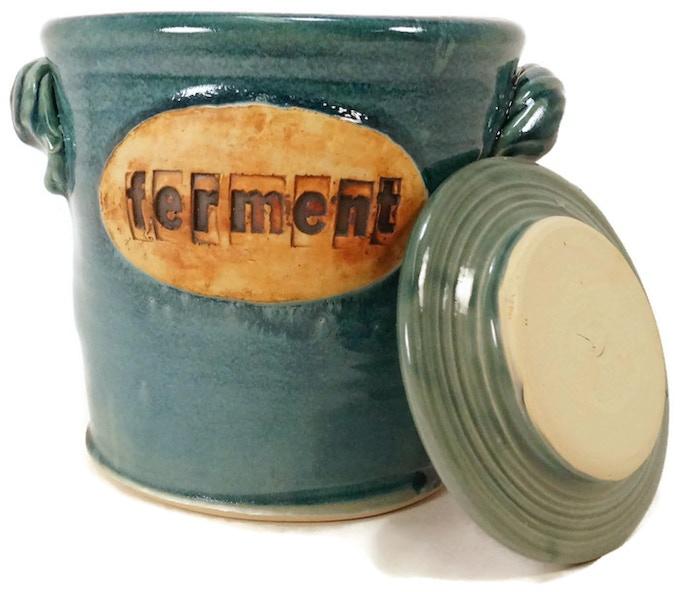 Fermentation Crock by Jeremy Ogusky, $150 pledge levell
