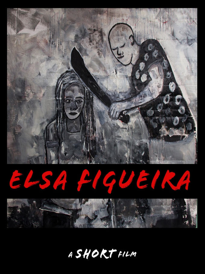 """Elsa Figueira"" was inspired by characters from the painting ""Domestic Violence"" by Catita Dias"
