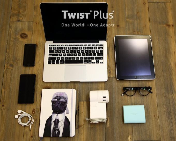 Twist Plus - Less Clutter