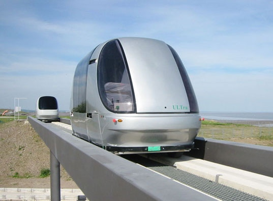 The Heathrow Airport Personal Rapid Transport
