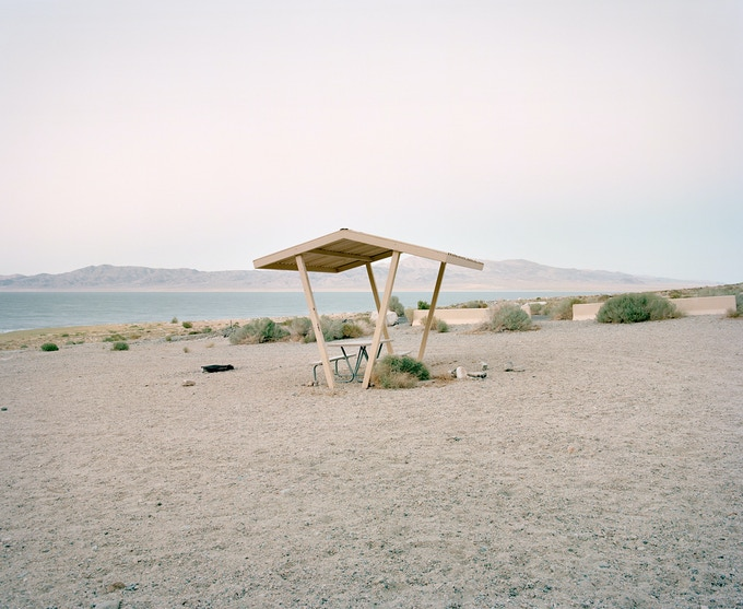 Walker Lake, Nevada - U.S. 95