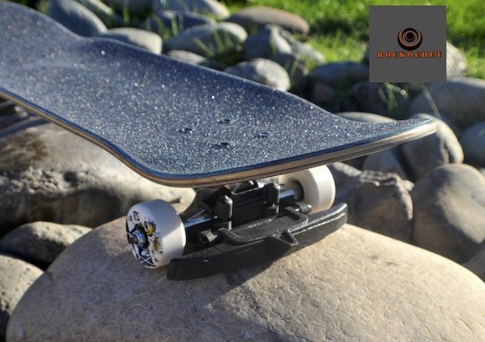 Rockochet - standard skateboard size