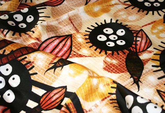 'Mon Jardin Secret' scarf by Syl Hillier