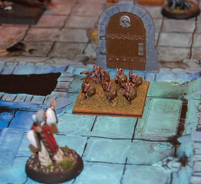 Kobolds based as a Scouting party or Warband