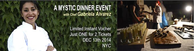 Check out Chef Gabriela's website : http://chefgabrielaalvarez.com/