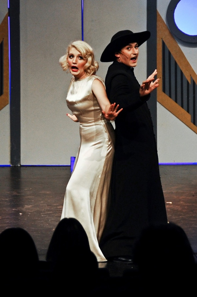 Reno Sweeney in Anything Goes