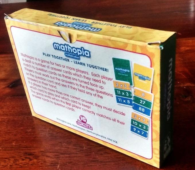 Mathopia Box Rear