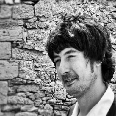 Composer Nicolas Martin