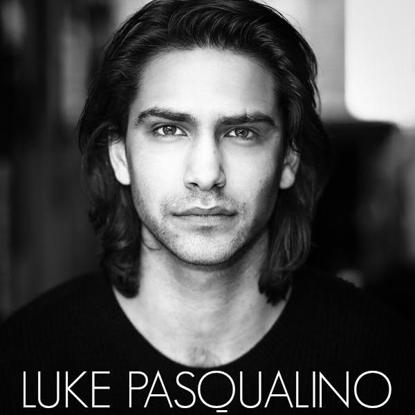 """Luke Pasqualino as """"Brandon"""""""