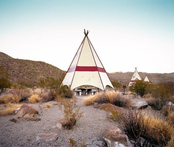 Near Big Bend National Park, Texas - FM 170