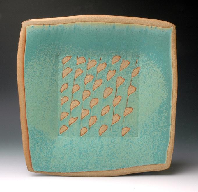 Large Platter by Hayne Bayless, $250 pledge level