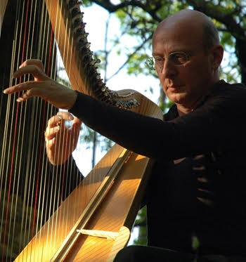 Vincenzo Zitello, Composer & Harpist