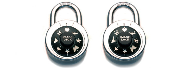 Two (2) IMAGE-LOCKS $18