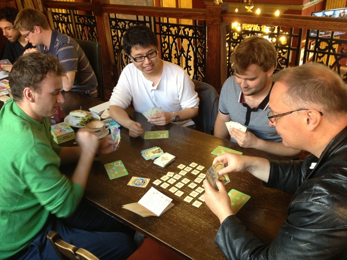 The London Playtest Group