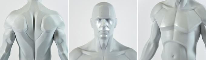Resin prototype