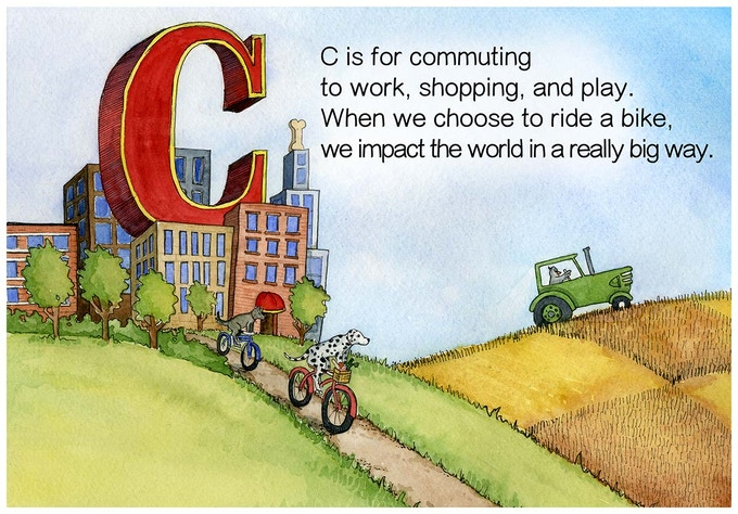 C is for Commuting