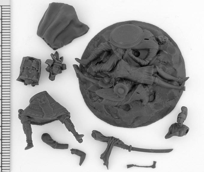 Hachiman 3D print