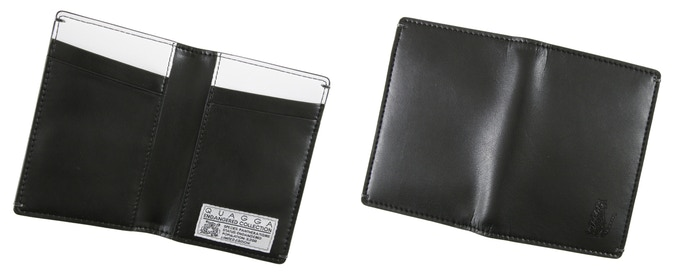 Endangered Tiger Collection - Bifold (Black & White, 152 mm x 106 mm, CAD$49) : Holds up to 14 cards + cash