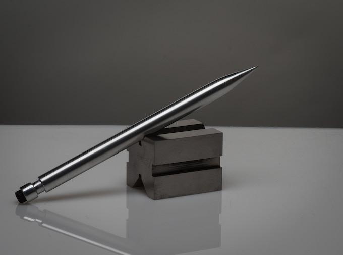 Well-engineered, durable, simple and sleek