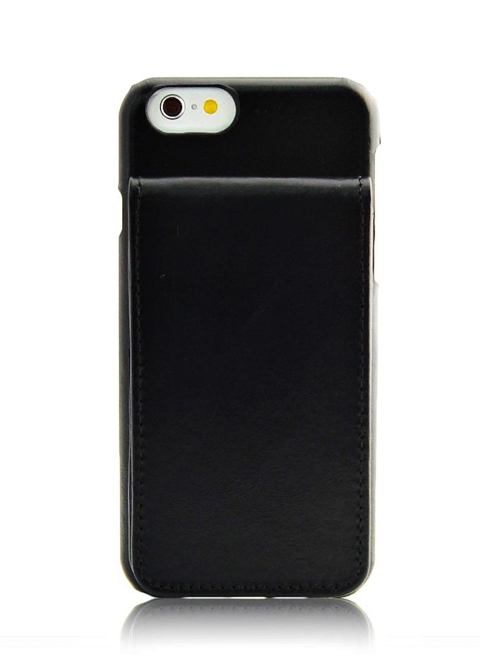 ComboCases iPhone 6 leather wallet case black color