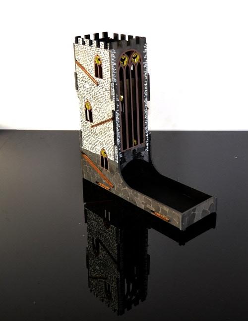 Dice Tower - Stone Castle