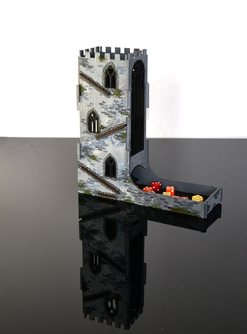 Dice Tower - Ruined Castle