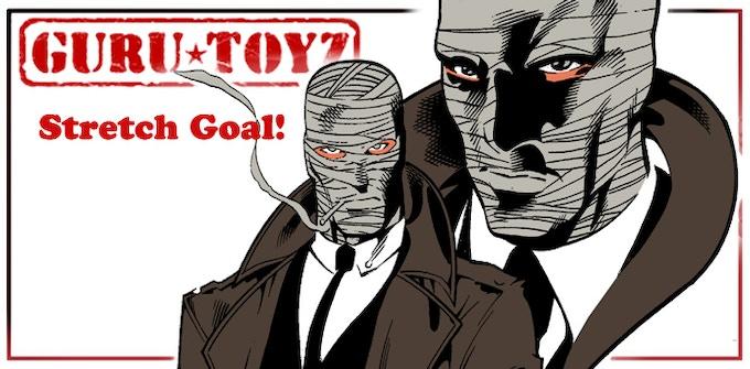 Guru Toyz Agent Scorpio Action Figure Concept.