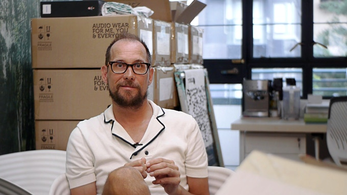 Johan Persson: Founder of C´Monde Studios