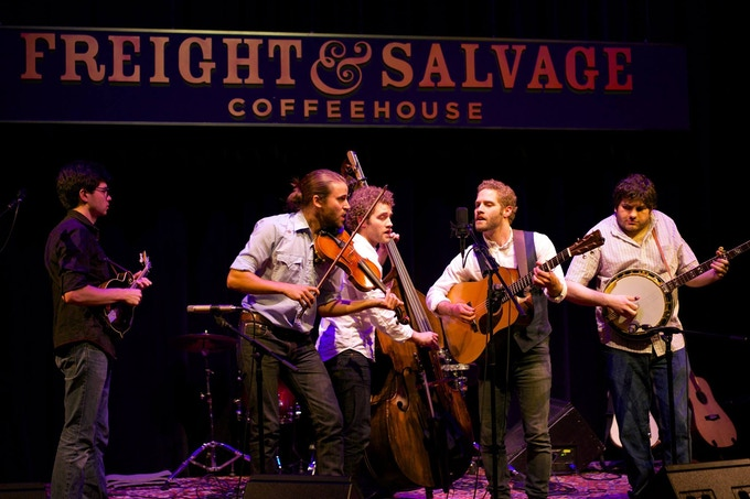 Freight and Salvage- Berkeley, CA 2014