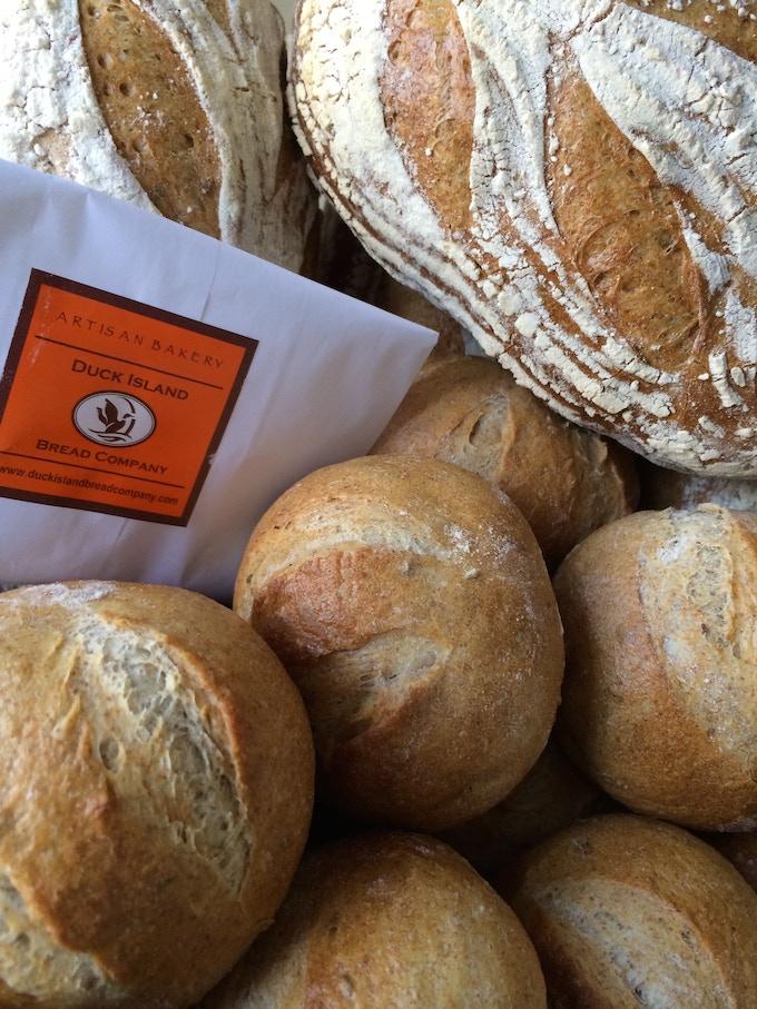 Rye Bread & Rolls