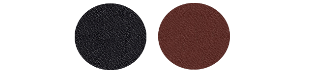At the moment you can choose from both Brown and Black Italian leather for your wireless charging dock & case!