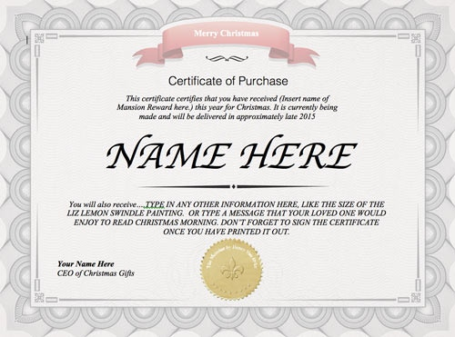 Click on the image to download the certificate.