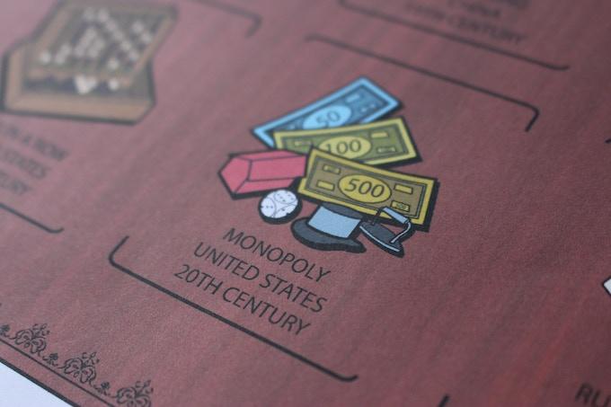 Monopoly - United States - 20th Century