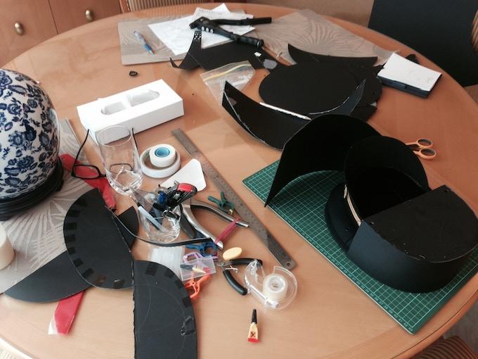 aae47826d13 HatPak Uniform Hat Case by Mavericks Design LLC — Kickstarter