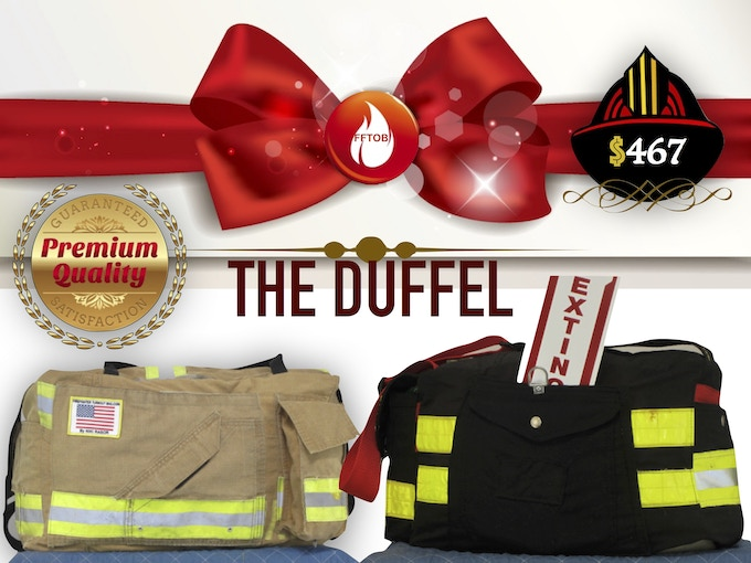 """The Amazing Duffel is a super big bag that is durable and extremely eye catching! Also called our """"Out of County"""" bag. Styles made exclusively for this Kickstarter."""