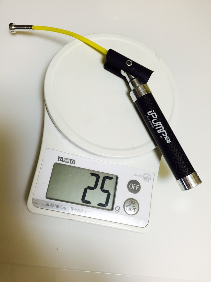 iPUMP TWIST:  25 grams that can save your life!