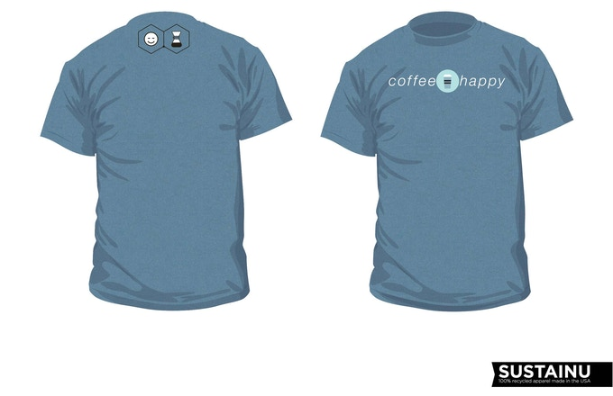 coffee=happy - Only available through Kickstarter