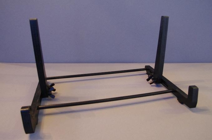 Satin black FocalPoint prototype